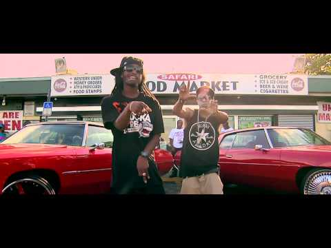 "Brisco Feat. Cadillac ""Fuck Nigga Free"" Video"