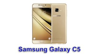 Samsung Galaxy C5 – смартфон среднего уровня в металлическом корпусе - Интересные гаджеты