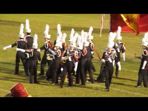 2013 Marching Mustangs Show: Hezar-Afsana part 2