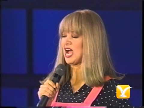 La Cuatro Dientes, Humor, Festival de Viña 1995
