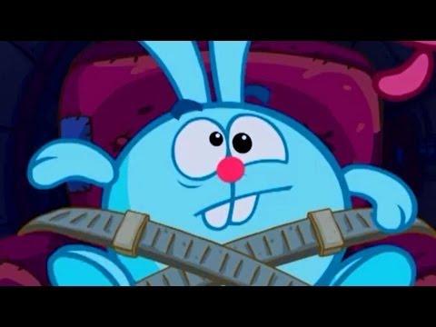 Кадр из мультфильма смешарики пин код
