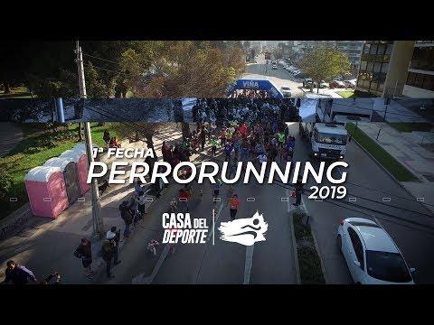 1ª Fecha Perrorunning 2019 - Domingo 12 Mayo