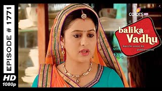 Balika Vadhu : Episode 1763 - 22nd December 2014