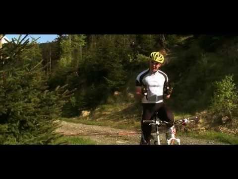 Nuseti to projekt Grzegorza Zielińskiego, mistrza Polski w downhillu.