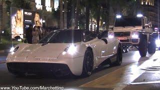 بالفيديو: سيارتا يزيد الراجحي تخطفا الأنظار في فرنسا