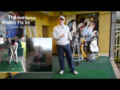 The Golf Swing The Weekly Fix On Plane and Downswing