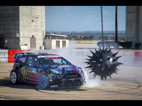 NEED FOR SPEED: KEN BLOCK'S GYMKHANA SIX -- ULTIMATE GYMKHANA GRID COURSE