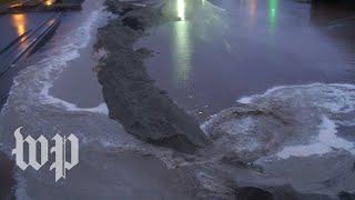 Temporary levee breaks in Lumberton, N.C. - WASHINGTONPOST