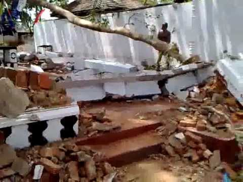 Dewinuwara Dewalaya Destruction
