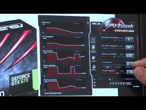 GTX 670 DirectCU II Top Graphics Card Performance Overview