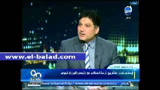بالفيديو.. وزير الري: إنجاز 89% من مشروع ترعة السلام لزراعة 400 ألف فدان
