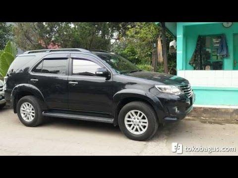 Dijual Toyota Grand Fortuner Black 2 7 G Tahun 2012