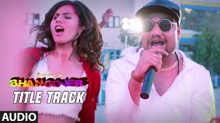 Bhangover Full Audio Song | Journey of Bhangover |  MDKD | Siddhant Madhav - TSERIES