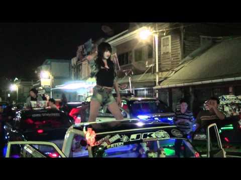 โคโยตี้รถแต่ง งานนครพนมเคาท์ดาวน์ 2012 Nakhonphanom Countdown