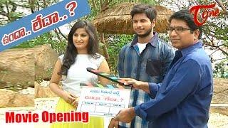 Undha Ledha Movie Opening || Rama Krishna, Ankitha - TELUGUONE