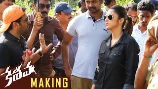 Keshava Movie Isha Koppikar Making | Nikhil | Ritu varma | Isha Koppikar |TFPC - TFPC