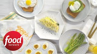 4 Weird Things to Do with Eggs | Food Network - FOODNETWORKTV