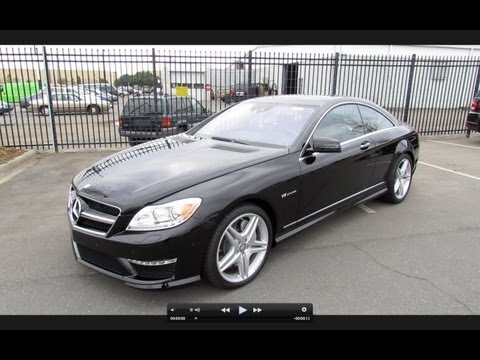 2012 Mercedes-Benz CL63 AMG Start Up, Exhaust, and In Depth Tour