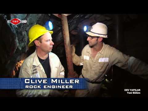 Dev Yapılar: Altın Madeni - Johannesburg Güney Afrika HD 720p