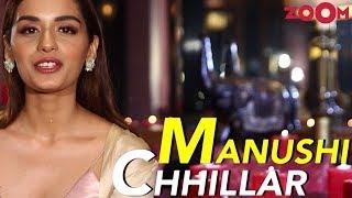 Decoding The Style Mantras Of Miss World Manushi Chhillar | Style Diaries - ZOOMDEKHO