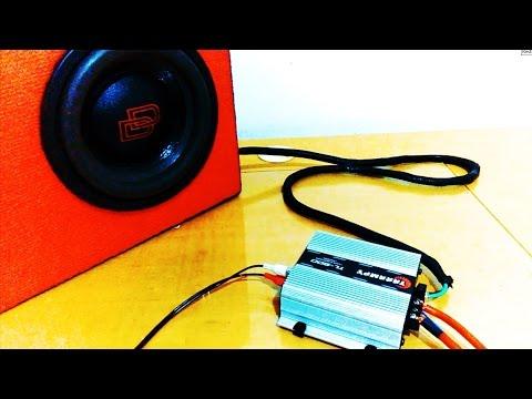 Como instalar Módulo Amplificador? | Som automotivo | Carro