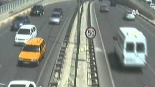 Antalya Trafik Kazaları - Mobese - Kamera Kayıtları