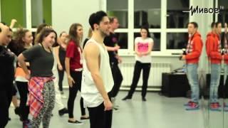Урок движения. Мастер класс по Jazz-funk с Виталием Савченко