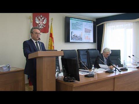 Воронежская горДума одобрила отчёт мэра за 2018 год