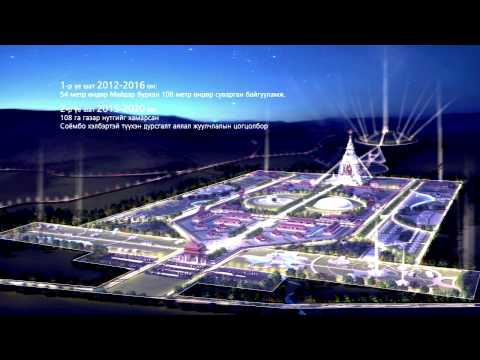 Grand Maitreya Project english video presentation