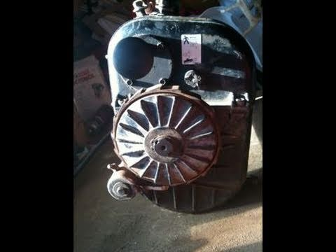 Warn 8274 winch rebuild series  #1, disassembly of winch