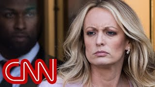 Stormy Daniels ordered to pay Trump lawyers legal fees - CNN