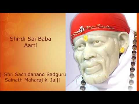 Shirdi Sai Baba Aarti (with lyrics)