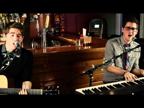 """Closing Time"" - Semisonic (Alex Goot & Chad Sugg)"