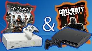 Сколько будут поддерживаться консоли PlayStation 3 и Xbox 360?