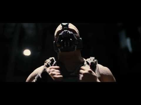 Batman VS Bane  - The Dark Knight Rises *Latino*