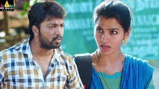Premisthe Inthena Movie Scenes   Dhansika Inviting Kalaiyarasan For Festival   Latest Telugu Scenes - SRIBALAJIMOVIES