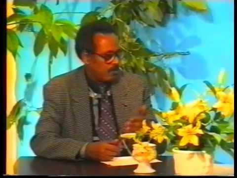 Eritrea, National Bank Director Tekie Beyene 1998 P 2 Interview