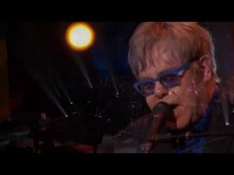 Elton John at Yamaha's 125th Anniversary Concert