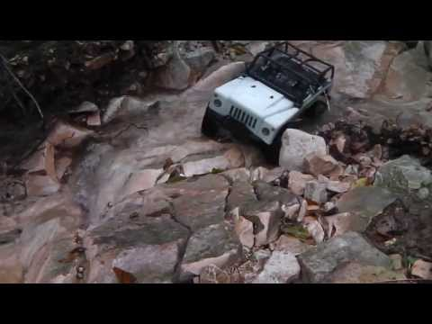 axial honco and two dingo 4x4 extreme extra waterproof