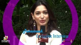 South stars' dancing talent is at a higher level than Bollywood : Tamannaah    Exclusive Interview - IGTELUGU