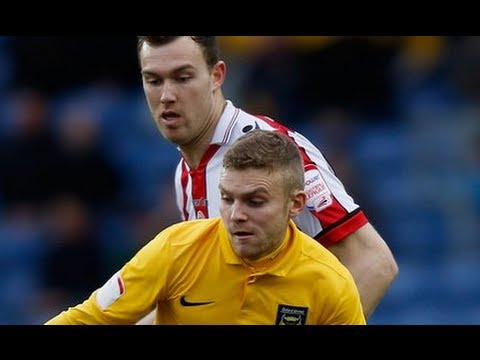 Oxford United 0-3 Sheffield United | The FA Cup 3rd Round 2013