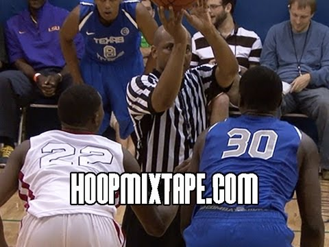 Andrew Wiggins Vs Julius Randle!! Full Highlights! The Match-Up Of Nike Peach Jam!