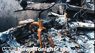 School After Wildfires & Mosul In Shambles: VICE News Tonight Full Episode (HBO) - VICENEWS