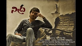 NIDRA | Latest Suspense Thriller Telugu Short Film 2017 | By Vidura Pictures - YOUTUBE