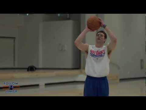 Practice Makes Perfect for Jimmer