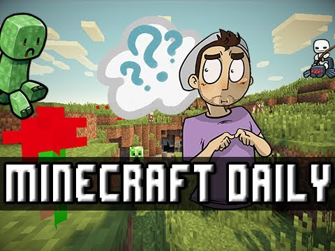 Minecraft Daily | Ep.44 Ft Kevin | Super Deluxe High Horse Barn!