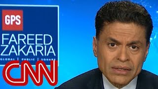 Fareed: Trump abandoning field to Beijing - CNN