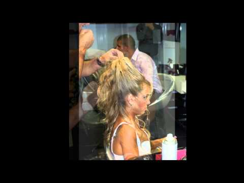 מעצב שיער בתל אביב: יוסטייל - תסרוקת ערב