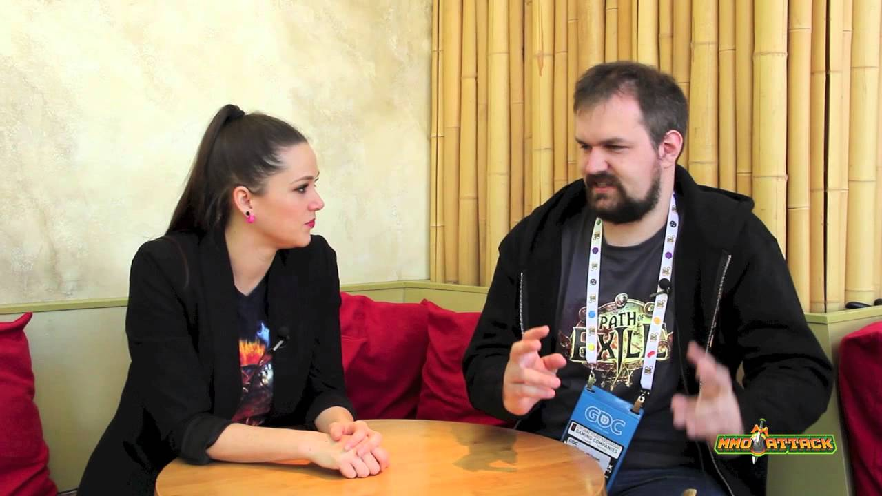 Path of Exile Interview - GDC 2013