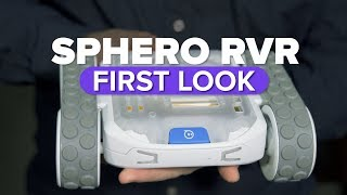 Sphero RVR hands-on - CNETTV